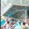 Jembatan Tulabolo Hanyut Terbawa Banjir Bandang Gorontalo