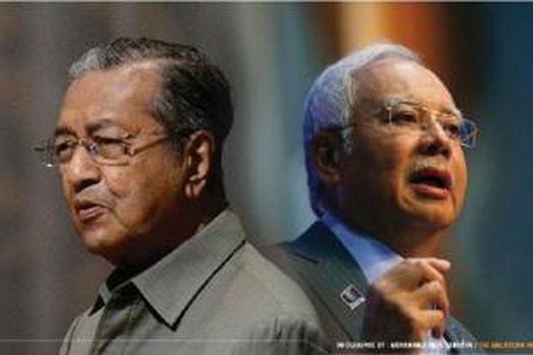 Mahathir dan Najib