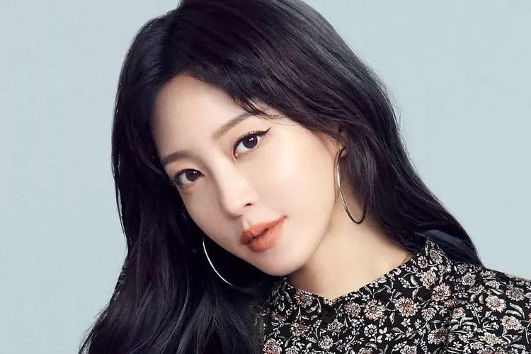 Aktris asal Korea Selatan Han Ye Seul