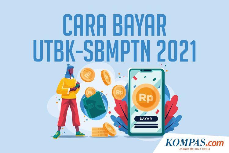 Cara Bayar UTBK SBMPTN 2021