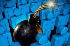 Bom Katapel Dibuat Menyerupai Mercon Banting, Meledak jika Kena Benda Keras