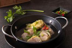 Resep Sawi Gulung Isi Daging Cincang, Mudah Masaknya