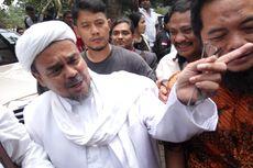 Di Tengah Polemik Tes Swab, Rizieq Shihab Pergi Tinggalkan RS Ummi
