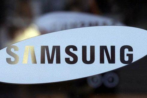 Samsung Patenkan Ponsel Layar Geser Mirip Xiaomi Mi Mix 3