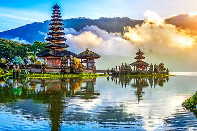 Pra Ulun Danu, Bratan, Bali.