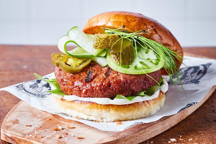Unilever luncurkan produk terbarunya yaitu, The Vegetarian Butcher.