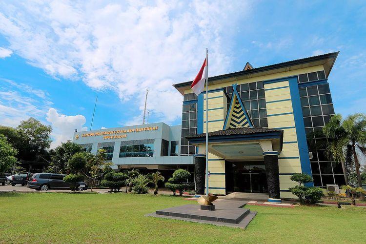 Gedung Kantor Pelayanan Umum (KPU) Bea Cukai (BC) Tipe B Batam