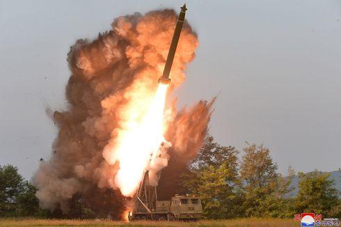 Korea Utara Kembali Tes Peluncur Roket Super Besar