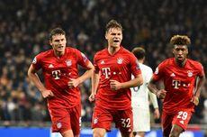 Gelandang Bayern Muenchen Dorong Semua Pemain Serukan Keadilan untuk George Floyd