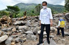 Jokowi: Relokasi dan Pembangunan Rumah Warga Terdampak Banjir NTT Dilakukan Secepatnya