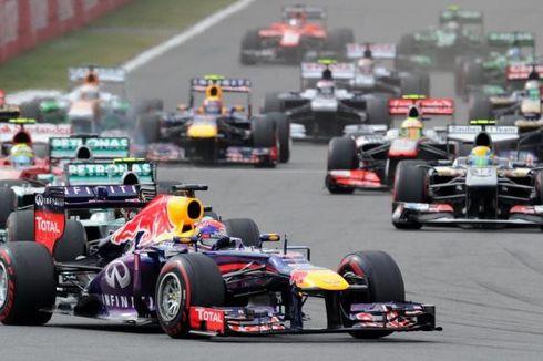 Vettel Raih Kemenangan Ketiga di GP Korea