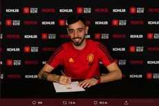 Bruno Fernandes Jadi Bukti Transfer Cerdas Man United