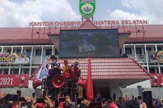 Kepada Buruh, Gubernur Sumsel Pastikan KHL Kabupaten dan Kota Naik