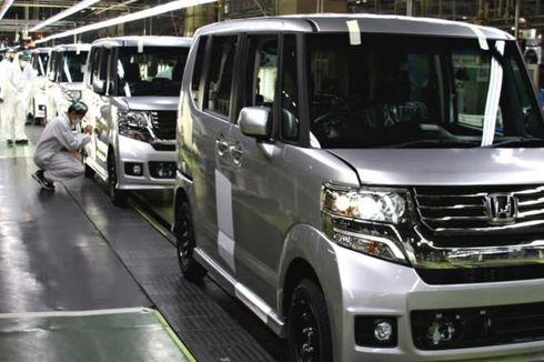 Giliran Honda Kena Dampak Krisis Cip, Produksi Minus 150.000 Unit