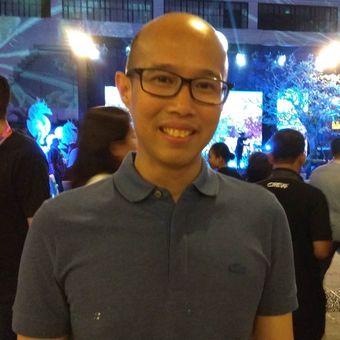 CEO Group of Media Kompas Gramedia Andy Budiman