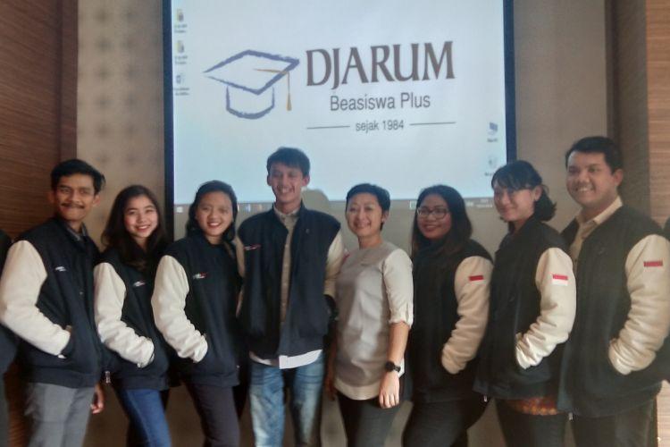 Delegasi Djarum Beasiswa Plus raih penghargaan di ajang AMUNC, Australia (8-12/7/2018)