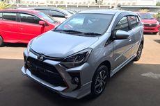 Ini Ubahan Eksterior Toyota Agya Facelift 2020