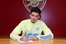 Resmi! Omar Rekik Jadi Rekrutan Pertama Arsenal pada Bursa Januari