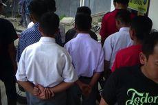 Terlibat Tawuran, Belasan Pelajar Diamankan Polisi