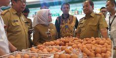 Jelang Natal dan Tahun Baru, Harga Bahan Makanan di Jabar Terpantau Aman