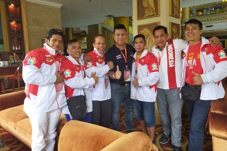 Olahraga binaraga kini tak lagi bernaung di bawah PB PABBSI. Mereka kini punya organisasi baru bernama Perkumpulan Binaraga dan Fitnes Seluruh Indonesia (PBFI).