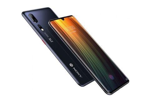 ZTE Dului Samsung Perkenalkan Ponsel dengan Snapdragon 865
