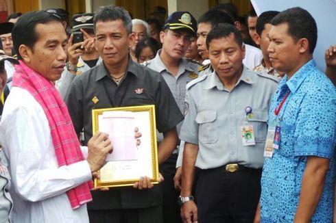Jokowi Diprotes Pengemudi Teladan Se-Jakarta