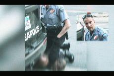 George Floyd dan Polisi Derek Chauvin Pernah Bekerja Bersama di Sebuah Kelab