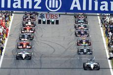 Ada 20 Seri pada Formula 1 Tahun Depan