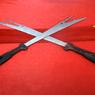 Tombak dan Peda, Senjata Tradisional Sulawesi Utara