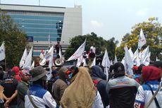 Demo, Kelompok Buruh Ingin Bertemu Menteri Ida Fauziah Bahas Kenaikan Upah
