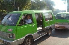 Dishub Kota Bogor Tunggu Kajian Soal Pelarangan Angkot di Pusat Kota
