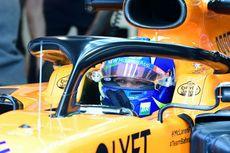 Ada Helm Valentino Rossi di Balapan Formula 1