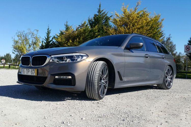 BMW 5 Series Touring terakhir dijual di Indonesia 17 tahun yang lalu