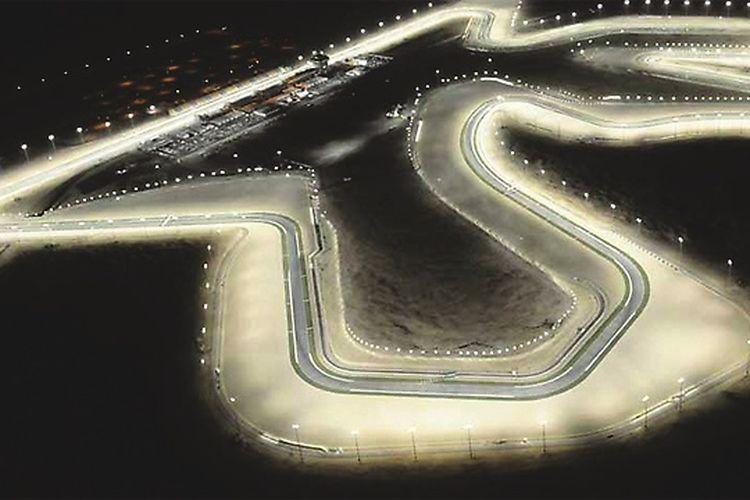 Losail International Circuit.