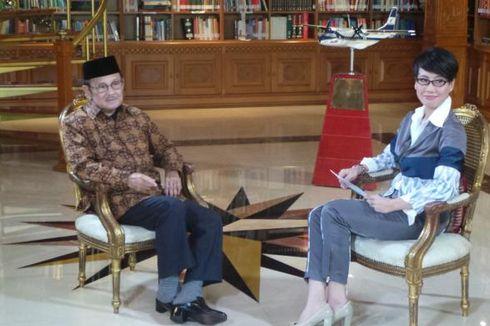 Habibie Curiga Ada Kekuatan Tersembunyi yang Adu Domba Jokowi-Prabowo