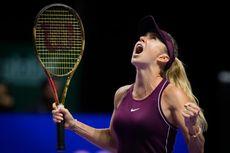 Svitolina Juara WTA Finals di Singapura