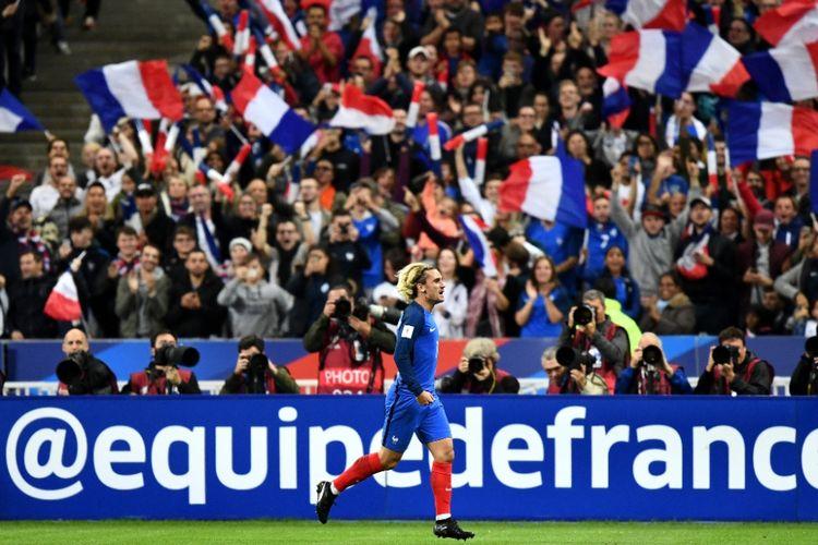 Hasil Lengkap Kualifikasi Piala Dunia 2018 Perancis Lolos Langsung Halaman All Kompas Com