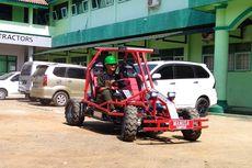 Siswa SMK di Banyumas Ciptakan Mobil Listrik Tenaga Surya, Melaju hingga 40 Km Per Jam