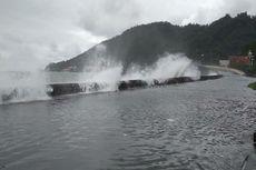 Cuaca Ekstrem di Sulut, Air Naik ke Permukiman Warga di Sangihe