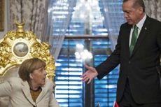 Setegar-tegarnya Merkel, Akhirnya Tunduk atas Tekanan Erdogan