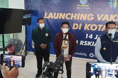 Sekda hingga Ariel Noah Jadi yang Pertama Disuntik Vaksin di Bandung