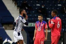 Hasil West Brom Vs Chelsea, Gol Telat Tammy Abraham Selamatkan The Blues