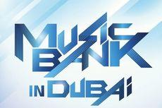 Wabah Virus Corona Meluas, Music Bank in Dubai Ditunda