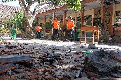Pasca-gempa Bali, 23 Titik Kerusakan Terpantau di Badung, Paling Banyak di Kuta Selatan