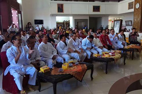 Tawa Gubernur Kalsel Pecah Saat Nonton Pidato Jokowi, Lokasi Ibu Kota Baru Tidak Spesifik