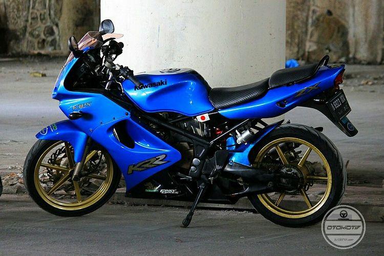 Kawasaki Ninja ZX-KRR 150