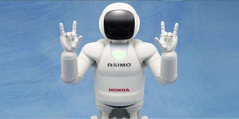 Robot Honda