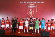 Perseru Serui Pindah Kandang dan Ganti Nama Jadi Badak Lampung FC