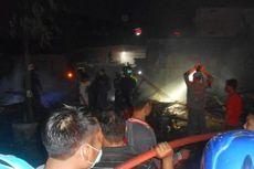 Lima Kios di Demak Ludes Terbakar